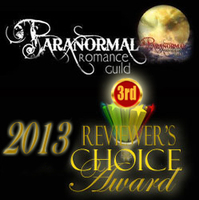 2013 Reviewer's Choice Award Barbara Monajem