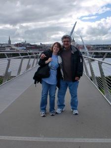 Barb & husband