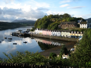 Portree Isle of Skype