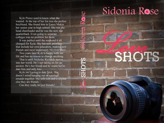 Love Shots Sidonia Rose jacket