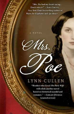 Lynn cullen_Mrs. Poe Cover