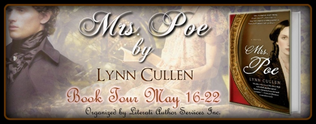 Lynn_Cullen BannerMrs PoeTourP