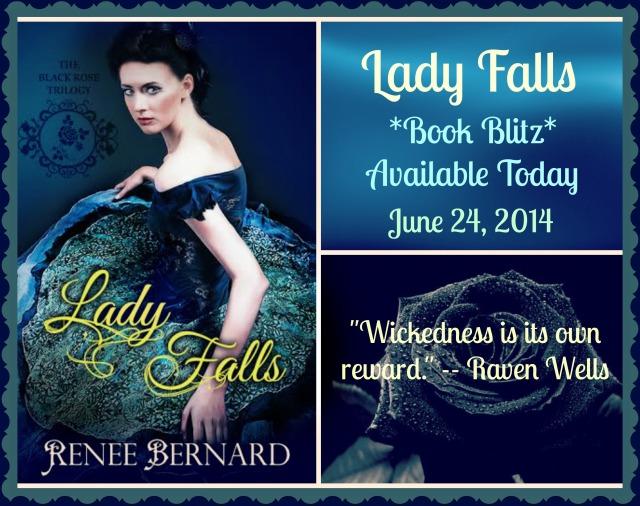 Lady Falls Book Blitz