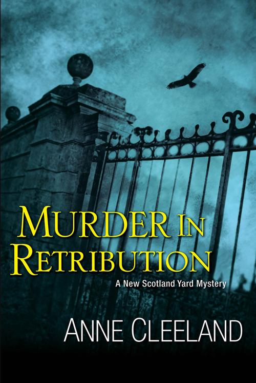 Murder In Retribution cover