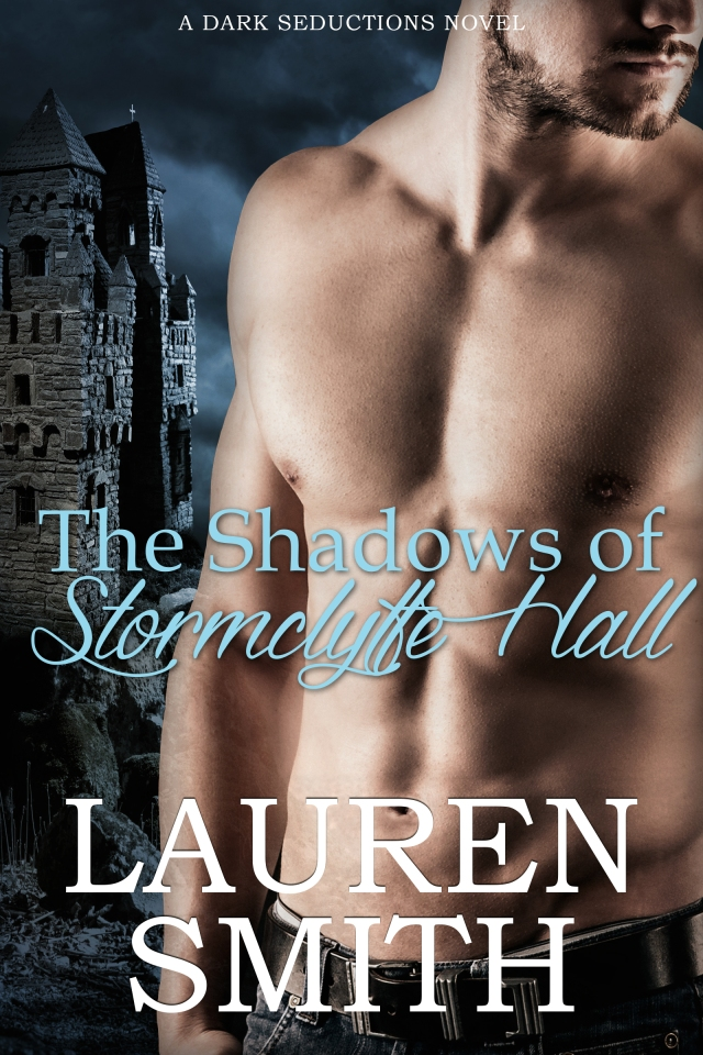The Shadows of Stormclyffe Hall by Lauren Smith_1600