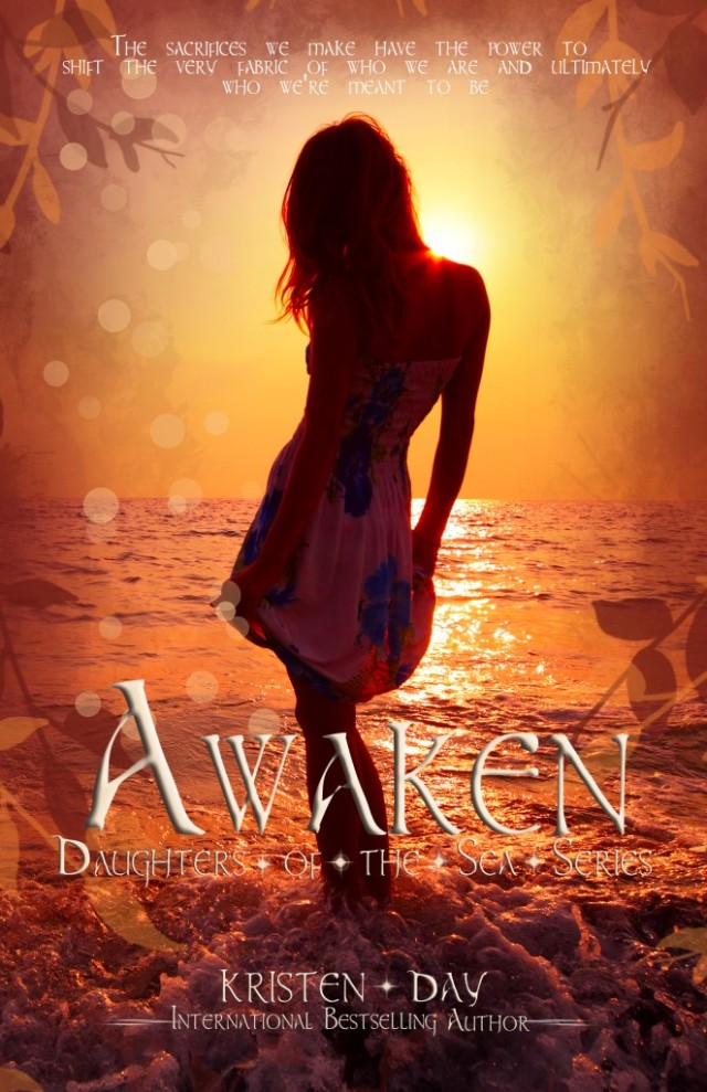 Awaken book cover