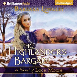 Highlander's Bargain by Barbara longley