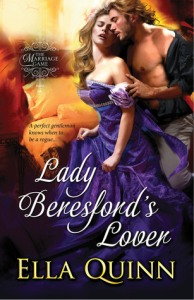 Lady Beresford's Lover Cover
