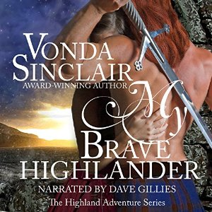 My Brave Highlander cover