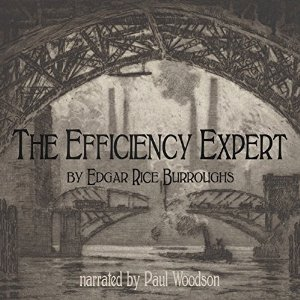 The Efficiency Expert cover