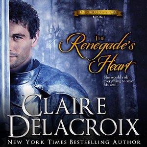 The Renagade's Heart by Claire DelaCroix
