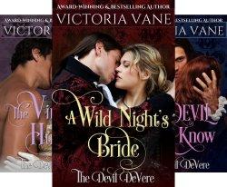 victoria vane books