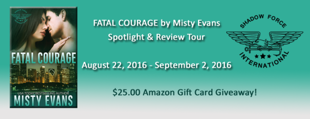 Fatal Courage Blog Tour Banner