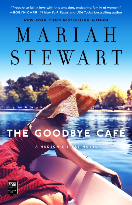 THE GOODBYE CAFE book cover